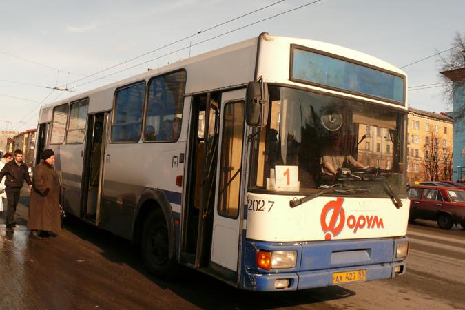 4Т и маршрутки №61