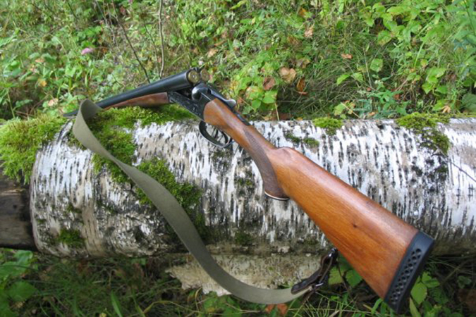 В Мурманской области на охоте