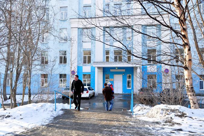 Детская поликлиника на пушкина томск запись на прием сайт